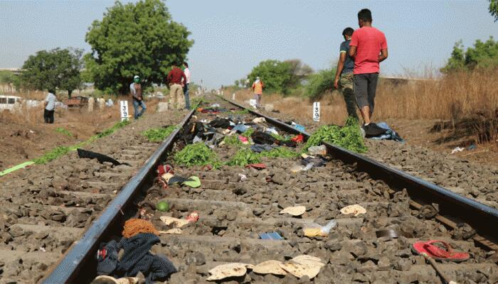 Photo of Aurangabad: Migrant workers succumbed by train accident, Rs. 5 Lakh declared for kin of deceased