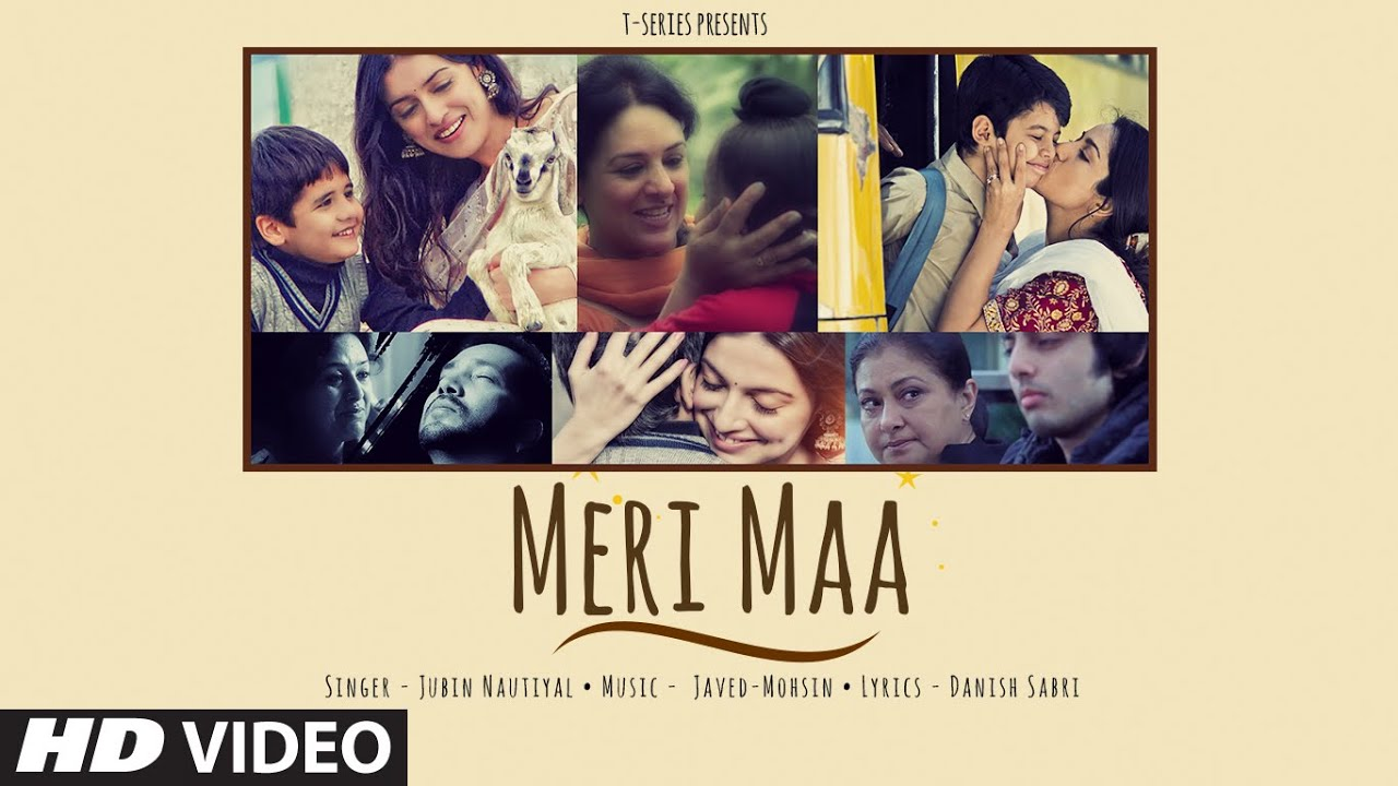 Photo of Mother's Day Special: T-Series presents song 'Meri Maa' sung by Jubin Nautiyal