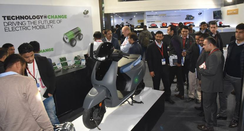 Photo of Varroc Showcases the Roadmap for the Future of Mobility at Auto Components Expo