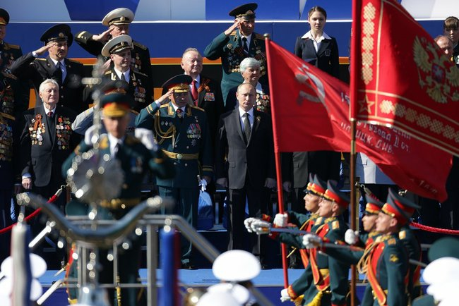 Photo of Russia celebrates Victory Day Parade in spite of Coronavirus