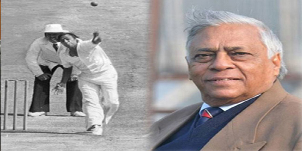 Photo of Rajinder Goel, the only bowler who took more than 600 wickets in Ranji Trophy passed away, didn't play a single match for India
