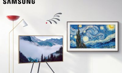 Samsung launches new frame TV 2020