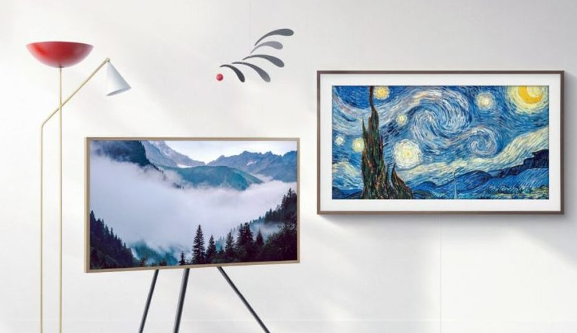 Photo of Samsung launches new frame TV 2020 line up; looks like a photo frame with no-gap wall mount