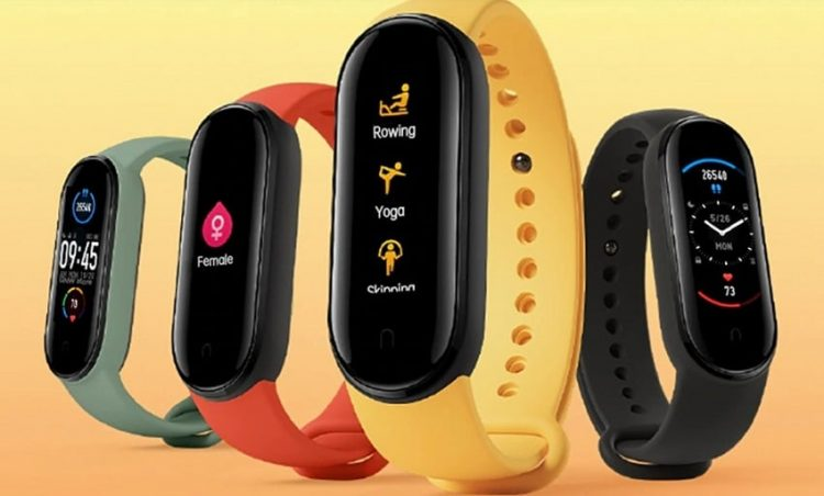 Photo of Xiaomi launched its MI Band 5 dedicated to women, Menstrual cycles can be tracked