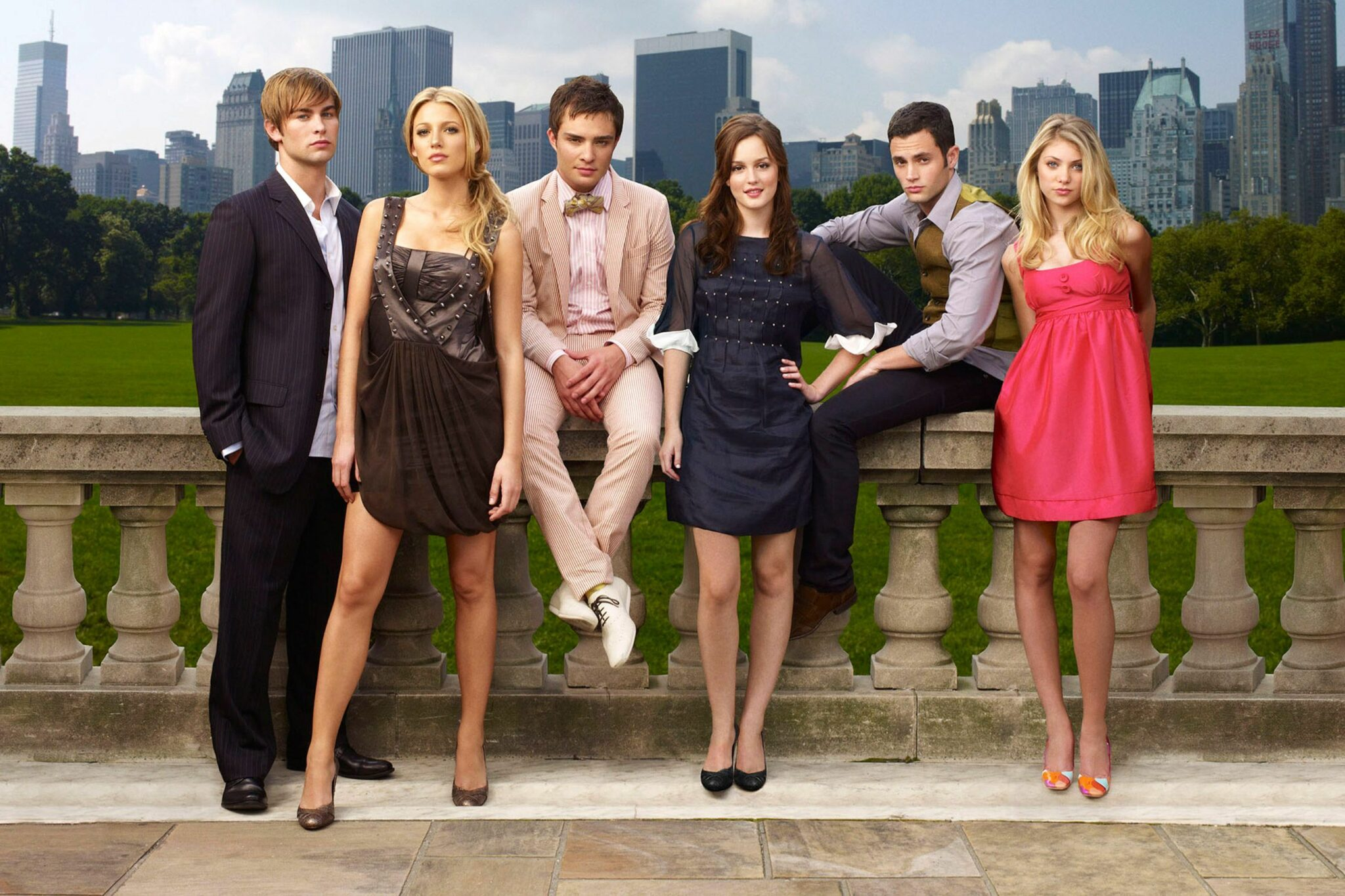"Photo of ""Gossip Girl: The Reunion"": Did our favorite ""Chuck and Blair"" separate? Serena exploring her relationship""?"