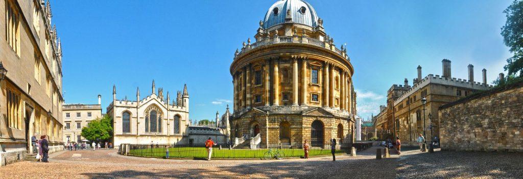 University of Oxford World University Rankings