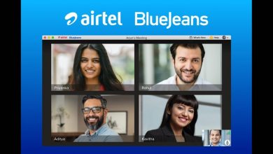 Photo of Airtel launched video conferencing app 'BlueJeans' to compete Zoom, Jio Meet
