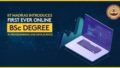 Photo of IIT Madras Launches world's first online degree, B.SC, diploma in programming, data science