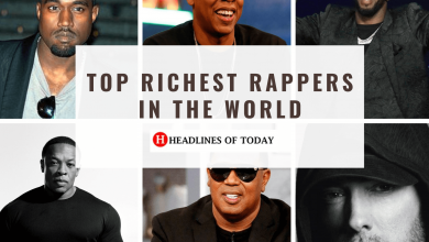 Photo of Top 20 Richest Rappers In The World
