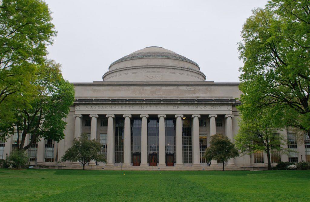 Massachusetts Institute of Technology World University Rankings