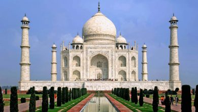Photo of The Taj Mahal will not open; 71 Containment Zone in Agra