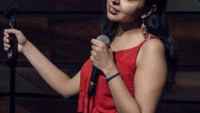 "Photo of Agrima Joshua announced ""Shivaji"" in standup comedy made the Netizens furious"