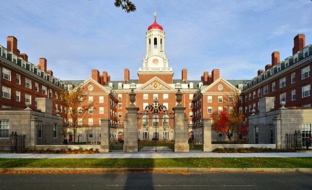 Harvard University World University Rankings