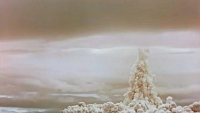 Photo of Russia released video of the largest nuclear test, 3,333 times stronger than the Hiroshima blast