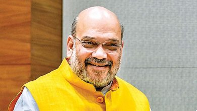 Photo of Home Minisiter Amit Shah corona test came out positive