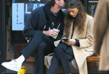 Photo of Jacob Elordi spotted doing PDA with Zendaya in Newyork Streets.