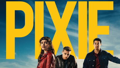 "Photo of ""Pixie"" starring Olivia Cookes and Ben Hardy in the main leads is arriving!! The award-winning actor Alec Baldwin plays a key role."