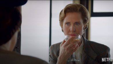 Photo of Ratched, New trailer released., Featuring The Sex and the City actress, Cynthia Nixon.
