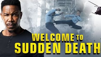 "Photo of Netflix's ""Welcome to Sudden Death"" featuring ""Michael White"" is dropping soon, It is the remake of the 1995 film ""Sudden Death."""