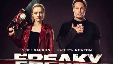 Photo of Freaky, Kathryn Newton and Vince Vaughn are starring in the lead role.