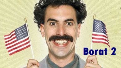 "Photo of The Oscar nominee ""Sacha Baron Cohen"" REPRISES his role in Borat's sequel."