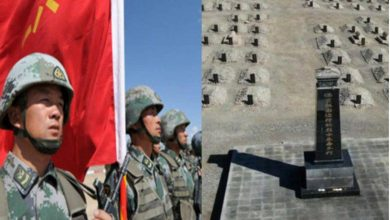 Photo of India-China standoff: Pangong Lake clash, Indian soldiers who climbed before checkpoints, Chinese shocked