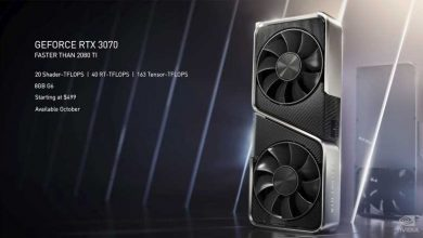 Photo of Nvidia Geforce RTX 3070: Ultimate gaming card at affordable price announced!