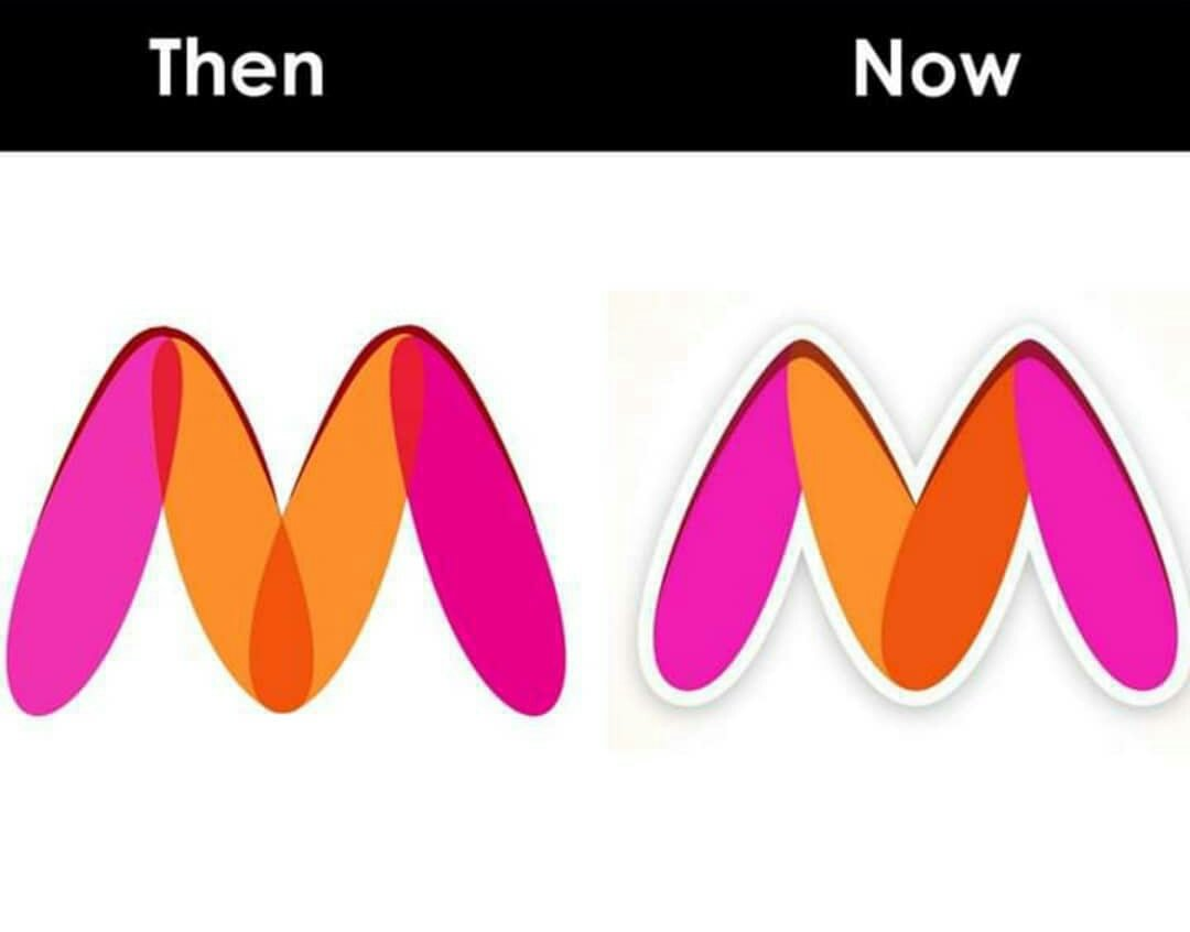 Why Myntra is changing its logo following a police