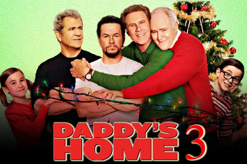 Daddy's Home 3: release date, cast, plot and storyline